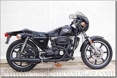 Cafe-Racer_Harley-Davidson XLCR